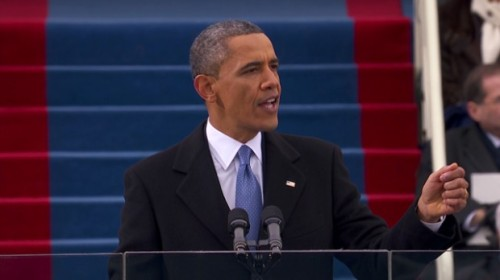 Inaugural Address 2013