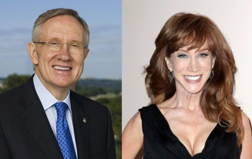 Harry Reid Kathy Griffin