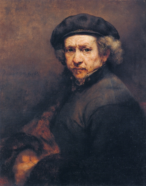 Rembrandt - Self Portrait