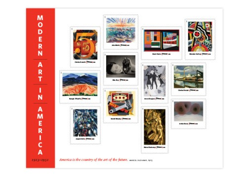 Postal Service - Modern Art