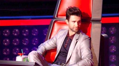 Adam Levine - The Voice