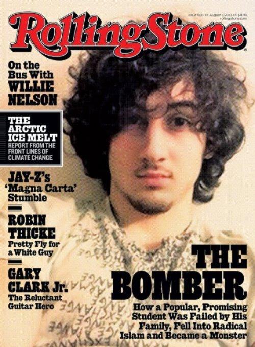 Rolling Stone - Tsarnaev