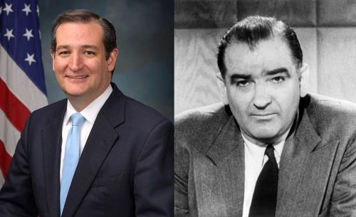 Ted Cruz - Joe McCarthy