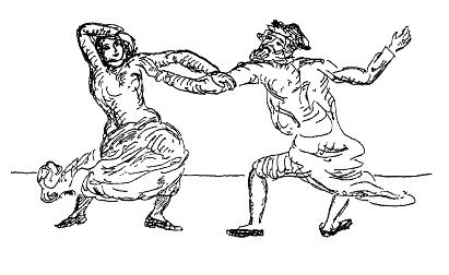 The Mad Dancers