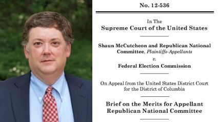 McCutcheon v FEC