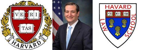Ted Cruz - Double Harvard