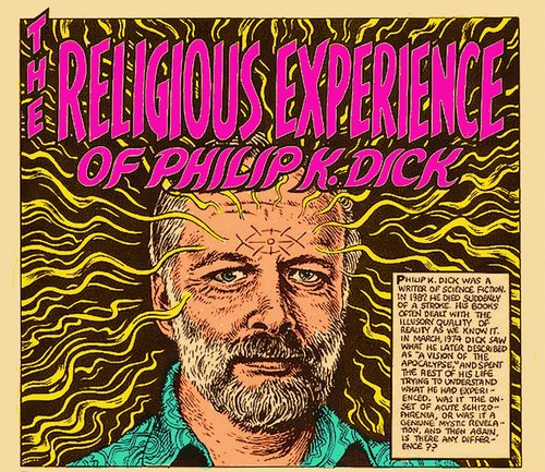 Philip K. Dick color