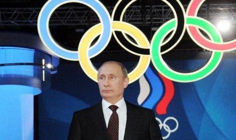 Putin Olympics