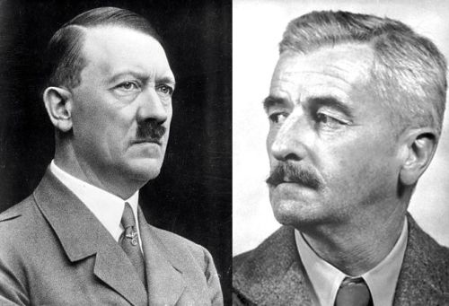 Adolf Hitler - William Faulkner