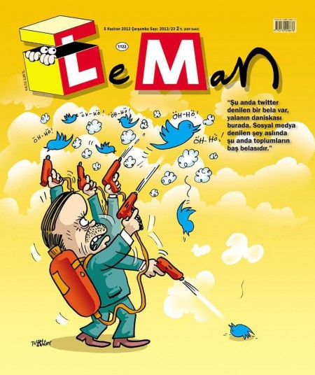 Erdogan and Twitter