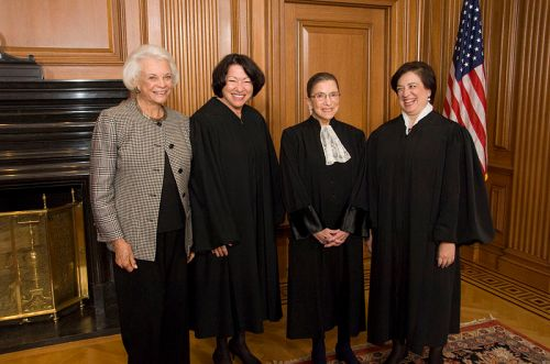 Women of the Supreme Court