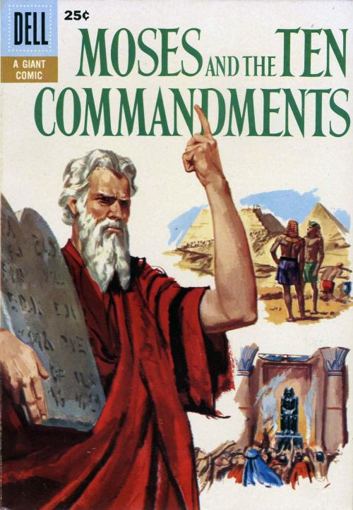 Moses and the Ten Commandments