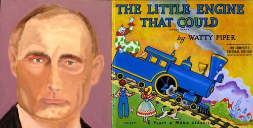 Vladimir Putin - Little Engine