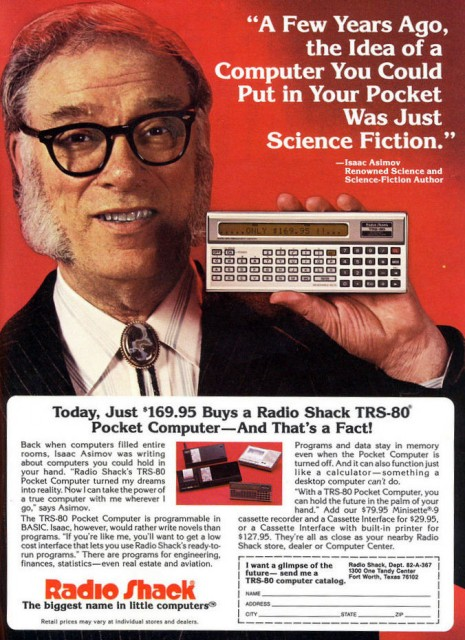 Asimov - TRS-80