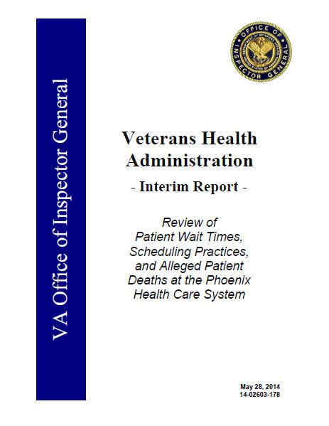 VA IG Report