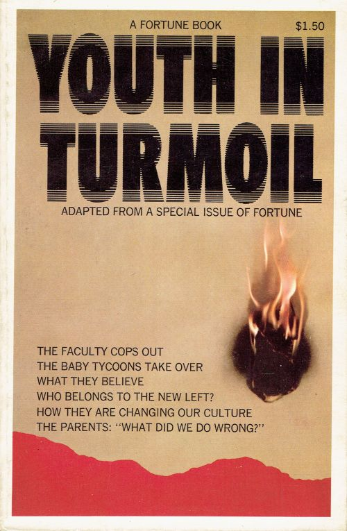 Youth in Turmoil Cover