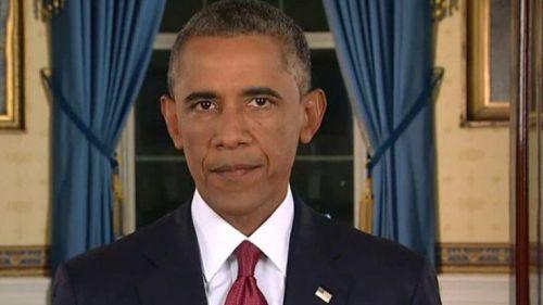 Obama ISIS Speech
