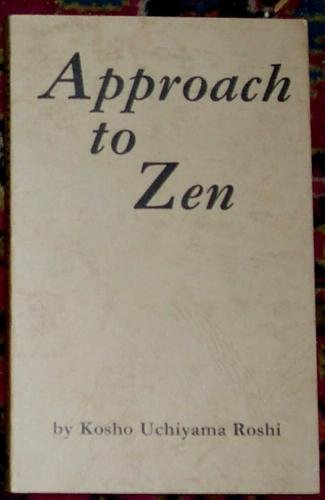 Approach to Zen