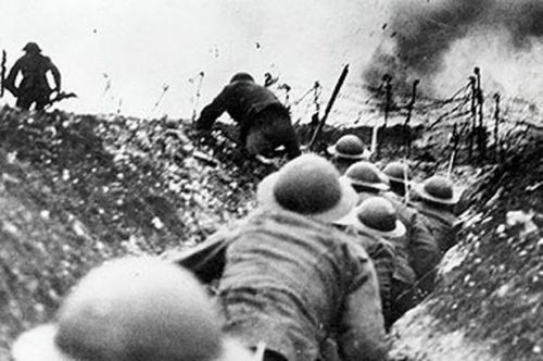 Battle of the Somme - 1916