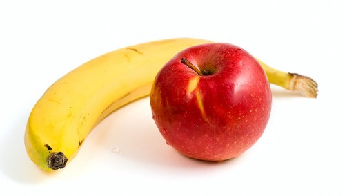 Apple Banana