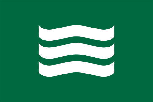 Flag of Hiroshima City