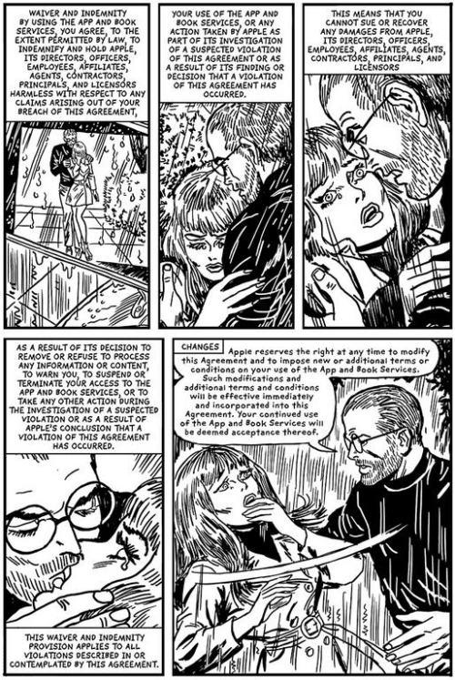 iTunes Graphic Novel - Heck and Romita