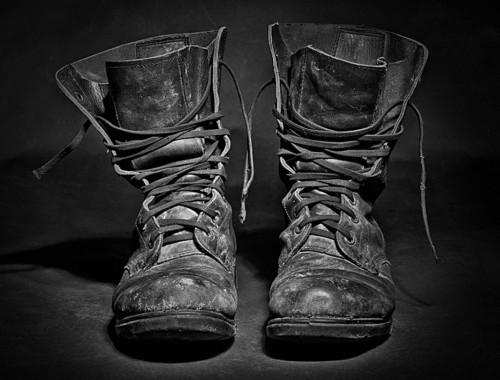 Veterans Boots