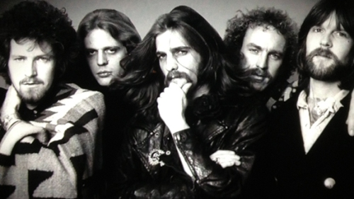 Glenn Frey and the Eagles