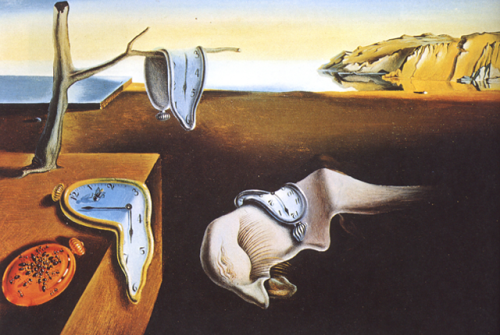 Dali - Persistence of Memory