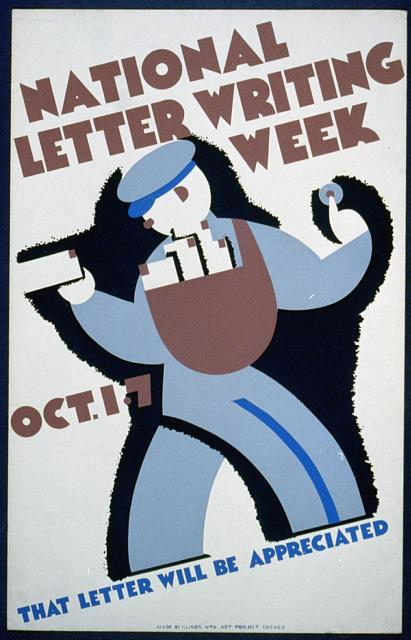 WPA - Letter Writing
