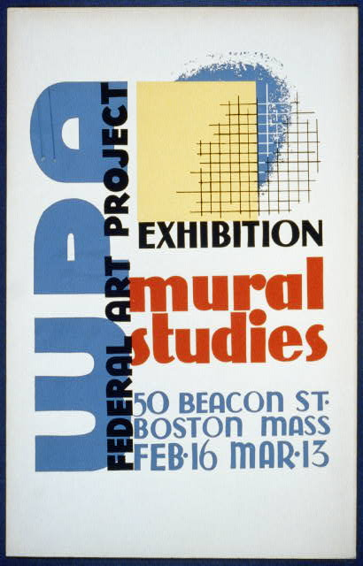 WPA - Mural Studies