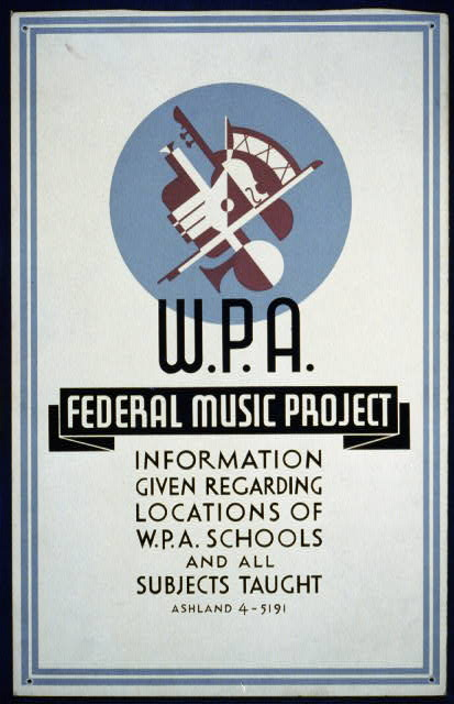 WPA - Music Project