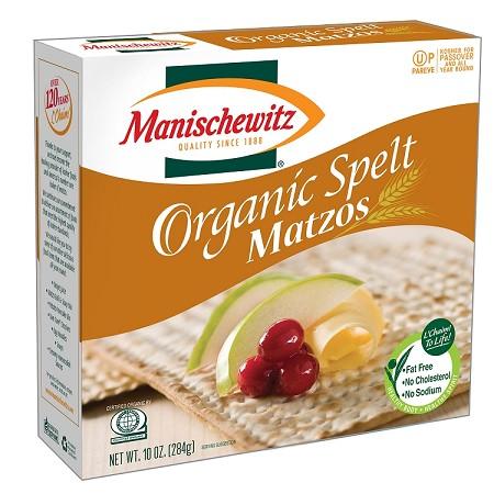 Organic Spelt Matzo