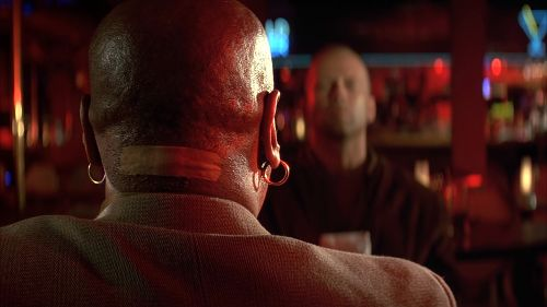 Marcellus and Butch - Pulp Fiction