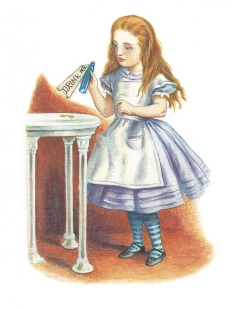 Alice - Drink Me
