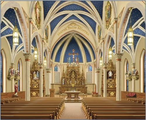cathedral-lafayette-la
