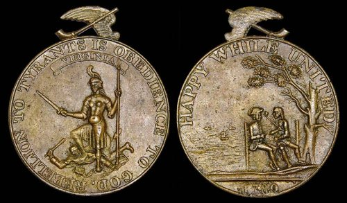 Virginia Peace Medal