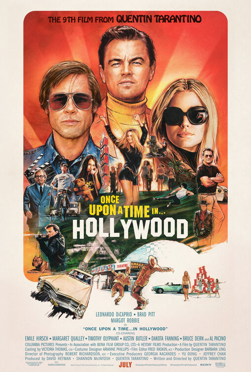 Movies and Fairy Tales: Once Upon a Time…In Hollywood | Bob